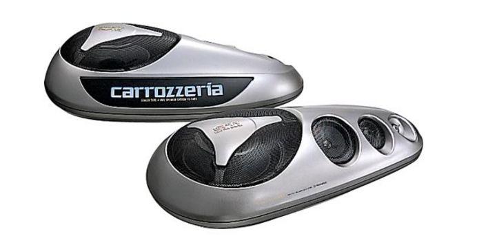 カーオーディオ, スピーカー PioneerCarrozzeria4TS-X480G