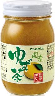 国産ゆず茶 520g×12本セット【株式会社久保養蜂園】【05P03Dec16】