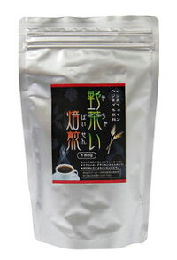 【オーサワジャパン】野茶い焙煎チコリーコーヒー180g(詰替用・袋)
