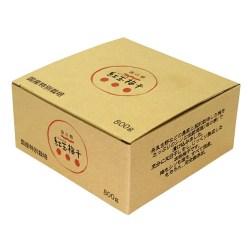 国産特別栽培紅玉梅干(カップ) 800g【海の精株式会社】【05P03Dec16】