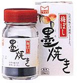 無双本舗梅ぼし墨(くろ)焼き30g