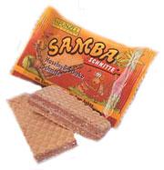 SAMBA-サンバ- チョコウェハース25g5個セット