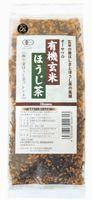 オーサワの有機玄米ほうじ茶130g【マクロビオティック・オーサワジャパン】