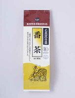 健康フーズ有機栽培番茶80g【マクロビオティック食品】