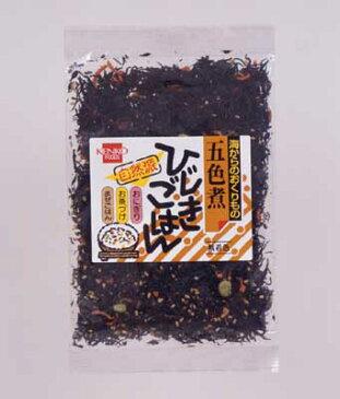 ひじきごはん五色煮 50g【健康フーズ】【05P03Dec16】