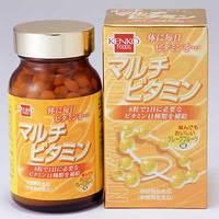 【健康フーズ】 マルチビタミン 240粒【05P03Dec16】