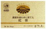 農薬を使わずに育てた紅茶(TB)〔2.2g×20〕×5個セット【沖縄・別送料】【菱和園】【05P03Dec16】