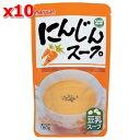 マルサンアイ 豆乳にんじんスープ レトルト 180g