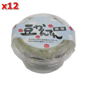 【太洋】 豆かんてん・黒蜜 155g ×12pセット【通年】【05P03Dec16】