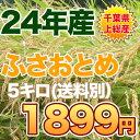 30年産新米入荷 千葉県産ふさおとめ5キロ!さっぱりした味わ...