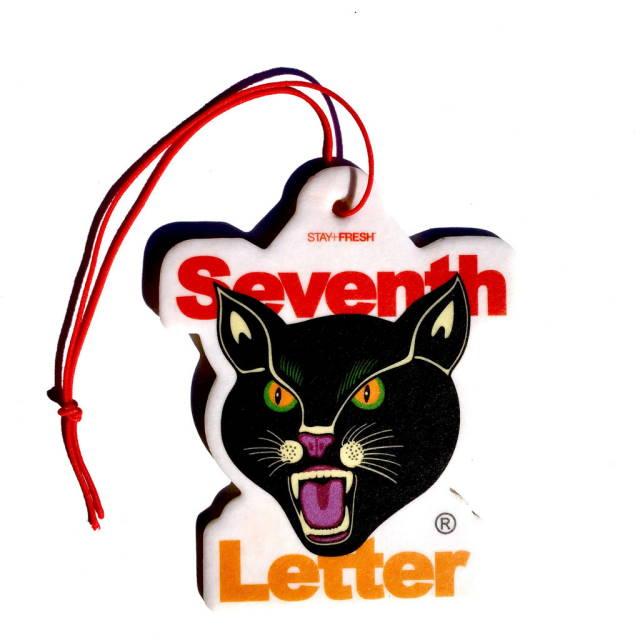 STAY+FRESH エアー フレッシュナー THE SEVENTH LETTER BLACK CAT 香り JASMINE画像