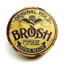 BROSH POMADE ブロッシュ ORIGINAL HOLD 水性ポマード オリジナルホールド (約115G)