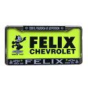 FELIX CHEVROLET ORIGINAL Circa 1958 Original Felix Chevro...