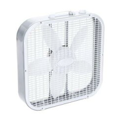 LASKO /LASKO(LAKEWOOD) 3SPEED 20inch(52x52x10.5CM) BOX FAN 扇風機 サーキュレーター