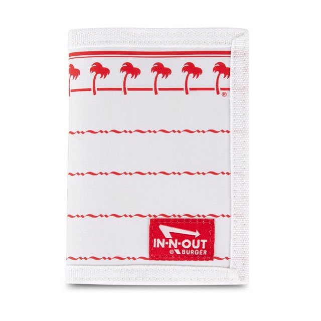 IN-N OUT BURGER インアンドアウトバーガー DRINK CUP WALLET ウォレット 財布画像