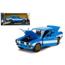 JADA TOYS ジャダトーイズ 1:24SCALE FAST AND FURIOUS ファストアンドフューリアス ワイルドスピード Brian's Ford...