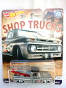 -HWCC-043- HOT WHEELS ホットウィールズ CAR CULTURE SHOP TRUCKS CUSTOM '62 CHEVY PICKUP