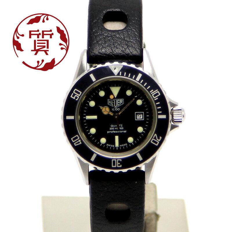 腕時計, メンズ腕時計 HEUER 1000 200m 980.015N 1980 O.H