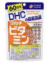 DHCの健康食品 マルチビタミン 60日分 (60粒) くすりの福太郎 ※軽減税率対象商品