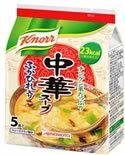 味の素 クノール ふかひれ入り中華スープ (5食入り) くすりの福太郎 ※軽減税率対象商品