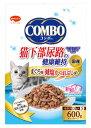 日本ペットフード コンボ キャット 猫下部尿路の健康維持 (600g) キャットフード くすりの福太郎
