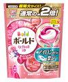 P&Gボールドジェルボール3D癒しのプレミアムブロッサムの香り超特大サイズつめかえ用(34個)詰め替え用柔軟剤入り洗剤【P&G】
