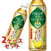 《2ケースセット》花王ヘルシア緑茶 うまみ贅沢仕立て (500mL×24本)×2ケース
