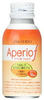 資生堂 アペリオ フォルテ RN (100mL) 美容ドリンク ローヤルゼリー ヒアルロン酸