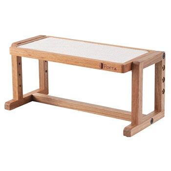 ペティオ ポルタ ウッディドッグテーブル (1個) 犬用食事机 Porta