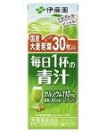 伊藤園毎日1杯の青汁紙パック200ml×24本セット(1ケース)※沖縄・周辺の離島への発送は出来ません