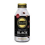 ☆タイムセール北海道・九州も送料無料!伊藤園 TULLY'S COFFEE BARISTA'S BLACK(タリーズコーヒーバリスタズブラック) ボトル缶 390ml×48本セット(2ケース)※沖縄・離島への発送は出来ません/ヤマト運輸での発送不可商品です