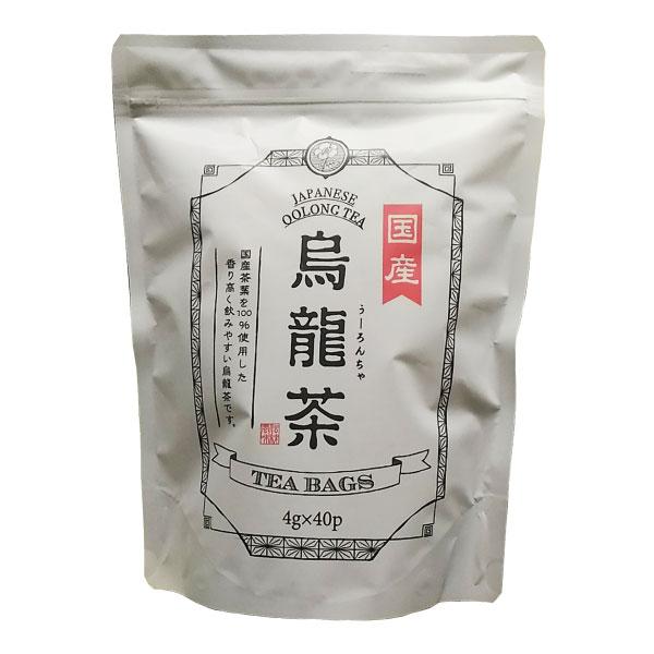 茶葉・ティーバッグ, 植物茶 5 40 Japanese Oolong Tea 40 Tea Bags1800