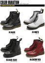 ドクターマーチン 8ホール ブーツ レディース メンズ 1460 ブラック ホワイト レッド ネイビー 黒 白 赤 ワーク 定番 女性 Dr.Martens 8HOLE BOOT