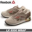 【シューズ全品 送料無料】 リーボック REEBOK スニーカー LX 8500 WRAP ストーン×チョーク(REEBOK V68051 LX 8500 WRAP)レディース(女性用) 靴 シューズ