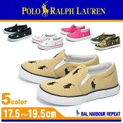 ポロラルフローレンPOLORALPHLAURENスニーカー靴バルハーバーリピート
