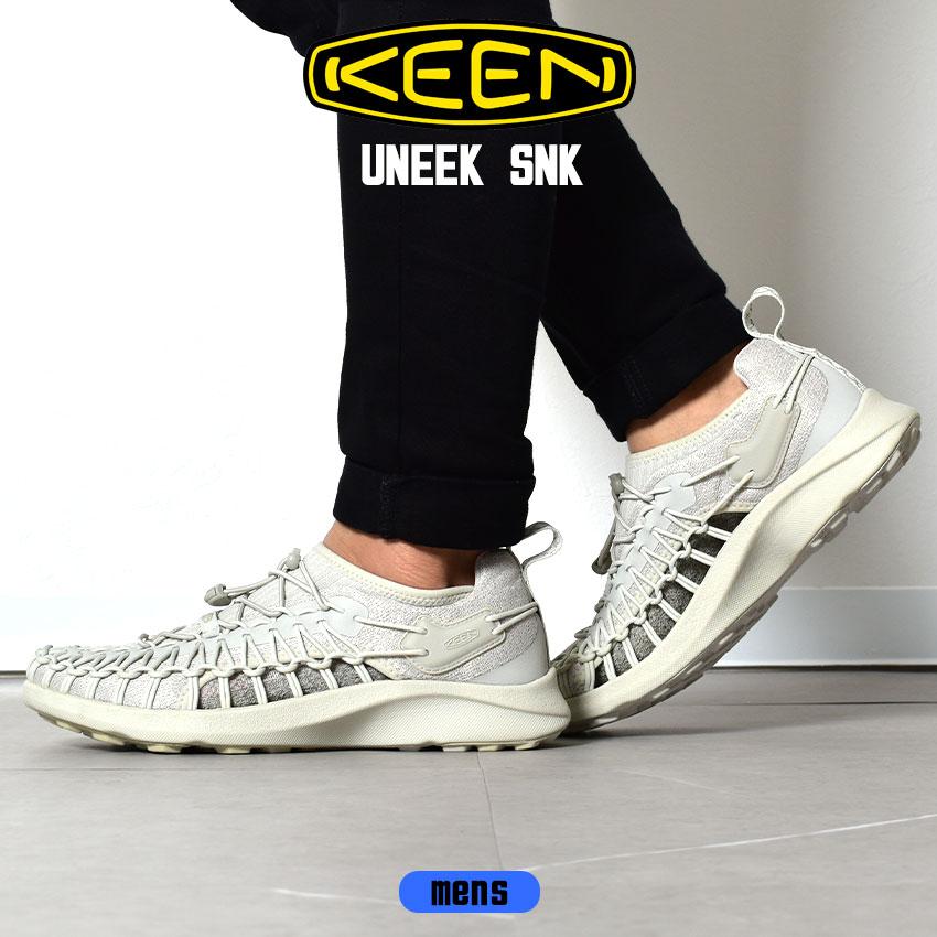 メンズ靴, スニーカー  KEEN UNEEK SNK 1022384