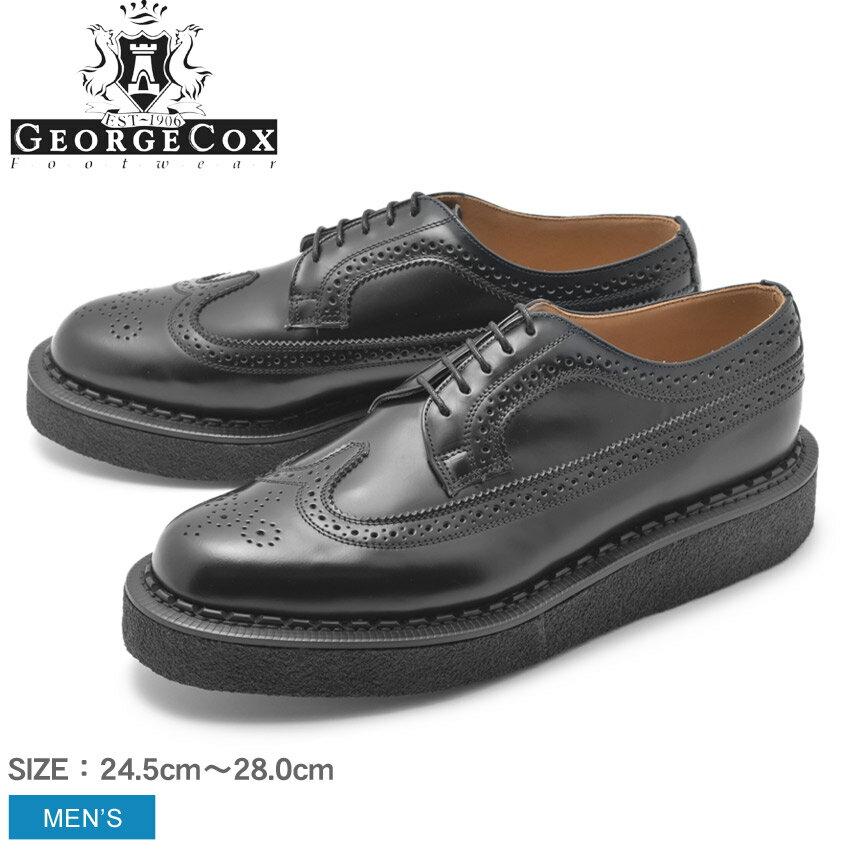 メンズ靴, その他  GEORGECOX 5 NO.5 12508 V GOLOSH BROGUE 1640-313