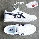 アシックス シューズ メンズ ジャパン S ホワイト 白 レッド 赤 靴 スニーカー スポーツ おしゃれ カジュアル 韓国 人気 ブランド ASICS JAPAN S 1191A212