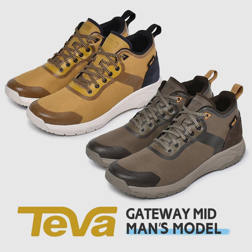 メンズ靴, スニーカー  TEVA GATEWAY MID 1115192