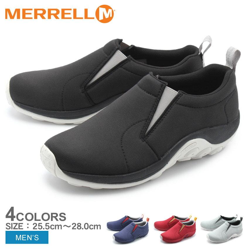 メンズ靴, スリッポン  MERRELL JUNGLE MOC SHIELD