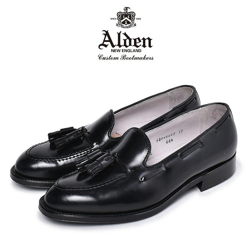 メンズ靴, ローファー CPSALE ALDEN TASSEL MOCCASIN 664