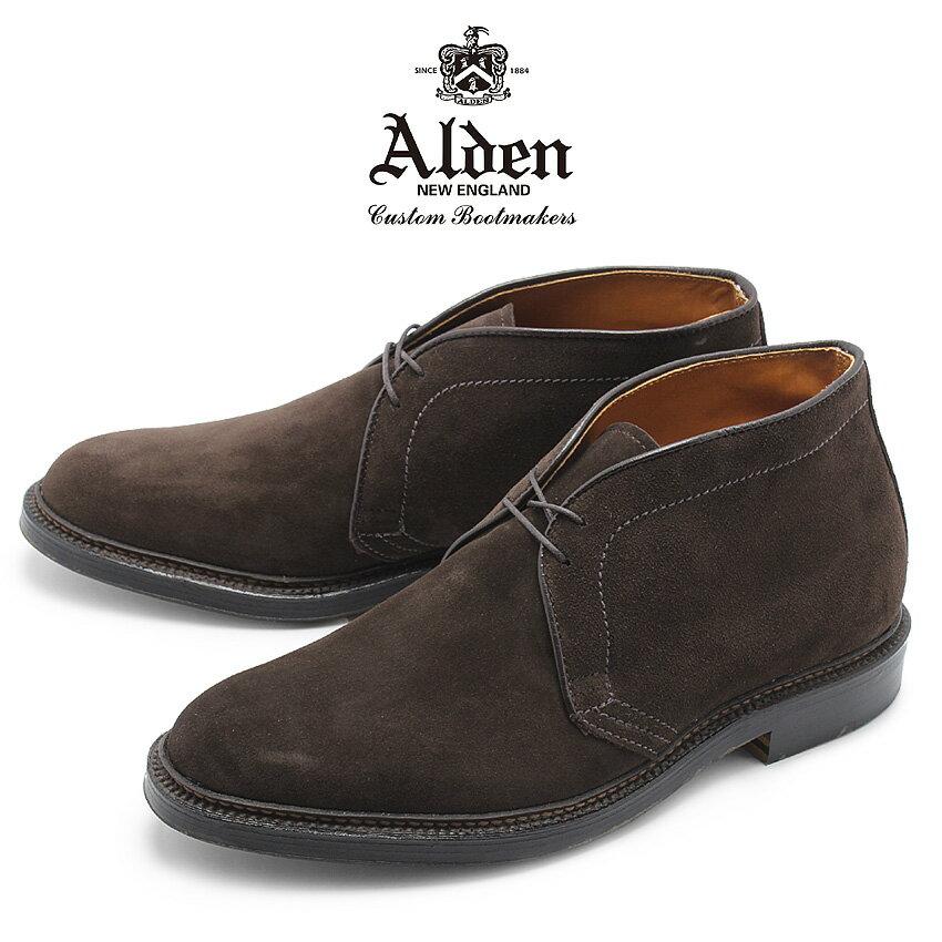 ブーツ, チャッカ CPSALE ALDEN CHUKKA BOOT 1479Y