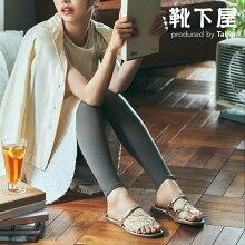 【靴下屋】冷感10分丈レギンス/靴下タビオTabioくつ下レギンススパッツレディース日本製