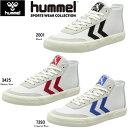 【59%OFF】ヒュンメル メンズ レディース ミッドカット スニーカー hummel STOCKHOLM MID HM64432 メンズ靴 レディース靴 かわいい おしゃれ カジュアル シューズ メンズ靴 レディース靴 22.5 23.0 24.0 25.0 25.5 26.5 27.0 28.0