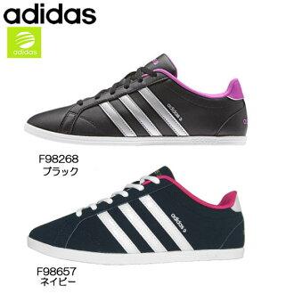 アディダスadidasCONEOQT[F76605・F76606]アディダスCOネオQTレディーススニーカーladiessneaker【NLNL-28tfpd】●