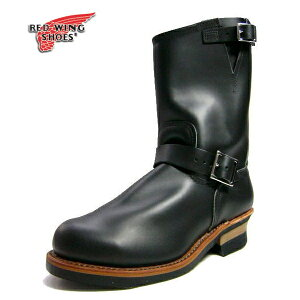 レッドウィング エンジニアブーツ 正規品 RED WING 2268 メンズ レディース 男性 女性 ブーツ おしゃれ かっこいい 大人 ブラック 黒 23.0cm 23.5cm 24.0cm 24.5cm 25.0cm 25.5cm 26.0cm 26.5cm 27.0cm 27.5cm 28.0cm