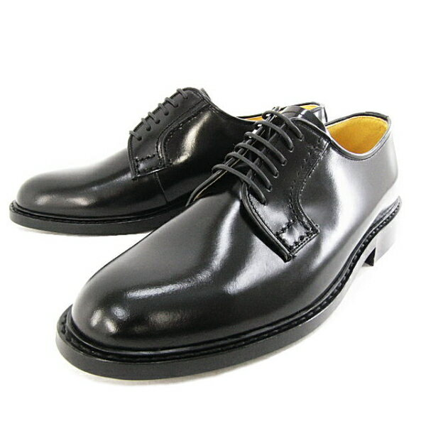 ★ ★ □ HARUTA 711 plant 3E black leather business shoes