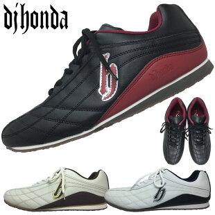 カジュアルDj-hondaスポーツスニーカーメンズスニーカーモック20-2/靴靴パワー