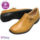 パンジー PANSY 4440 キャメル レディースシューズ カジュアルシューズ 婦人靴 3E 軽量 【送料無料(北海道・沖縄・離島を除く)】