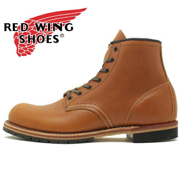 """【国内正規品】REDWING 9013 Beckman Boot 6""""Round-toe レッドウイング ベックマン ブーツ ラウンドトゥ チェスナット フェザーストーン メンズ レディース (rw9013):靴トラ"""